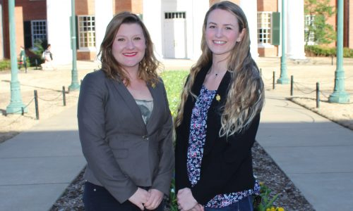 Janice DeWitt and Kirby Rhodes Recognized for Academic Excellence