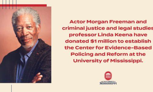 UM Receives $1M to Study Evidence-Based Policing, Reform